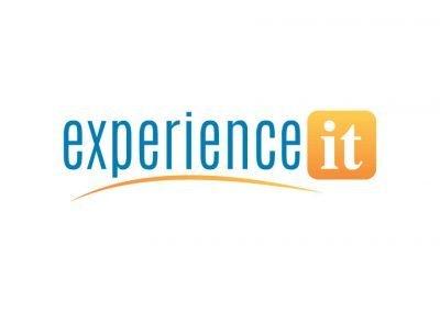 experience it logo design